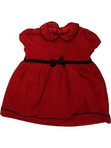 Vestido niña PEP&CO marrón 6 meses invierno #1482126_1