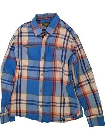 Chemise manches longues garçon TED BAKER bleu 11 ans hiver #1482751_1