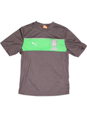 Camiseta deportivas niño PUMA marrón 14 años verano #1482945_1