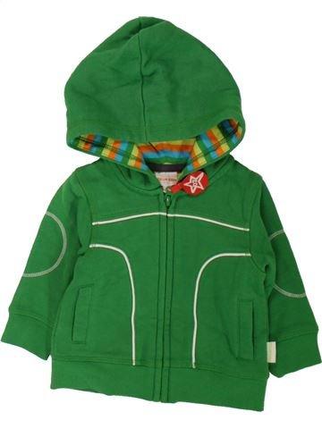 Sudadera niño BLUEZOO verde 6 meses invierno #1483292_1