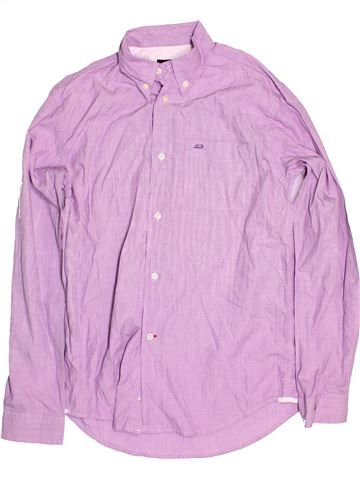 Chemise manches longues garçon AMERICAN OUTFITTERS rose 12 ans hiver #1483567_1