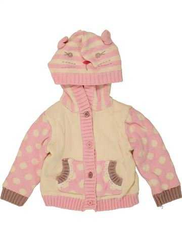 Chaleco niña LADYBIRD rosa 6 meses invierno #1483967_1