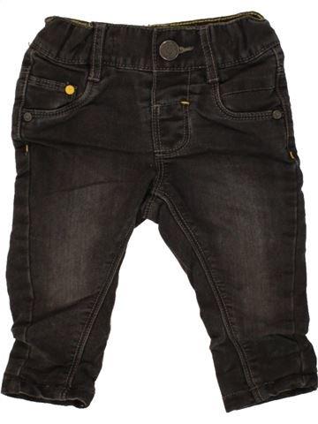 Pantalón niño M&CO negro 3 meses invierno #1484176_1