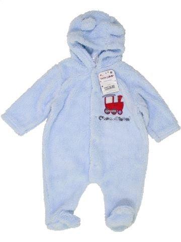 Robe de chambre garçon LITTLE BUT LOUD bleu 6 mois hiver #1484482_1