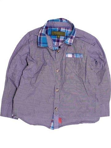 Camisa de manga larga niño TED BAKER gris 3 años invierno #1484732_1