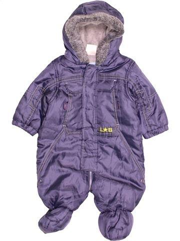 Combi-Pilote garçon LADYBIRD violet 6 mois hiver #1484753_1