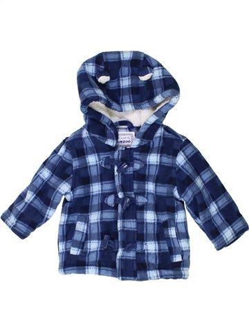 Abrigo niño BLUEZOO azul 6 meses invierno #1484785_1