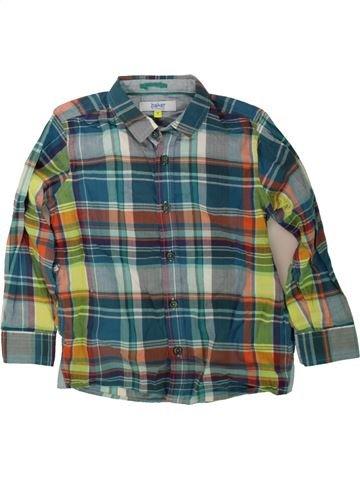 Chemise manches longues garçon TED BAKER gris 6 ans hiver #1484831_1