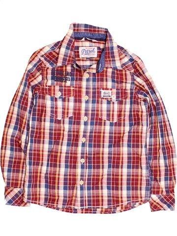 Chemise manches longues garçon PRIMARK marron 10 ans hiver #1484939_1