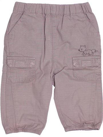 Pantalon garçon TOUT COMPTE FAIT gris 12 mois hiver #1485137_1
