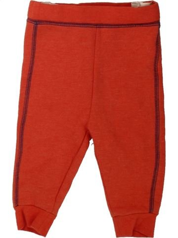Pantalon garçon PUMPKIN PATCH rouge 6 mois hiver #1485187_1