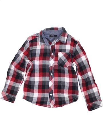 Camisa de manga larga niño PEP&CO violeta 7 años invierno #1485339_1