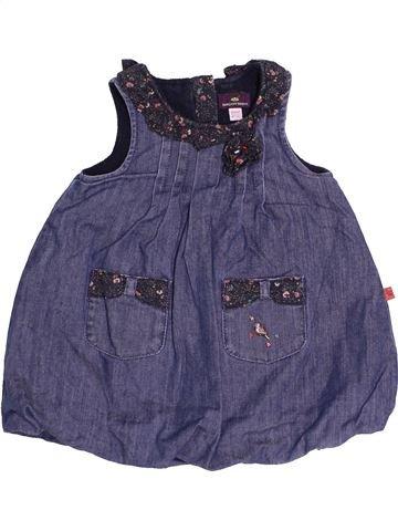 Robe fille SERGENT MAJOR violet 6 mois hiver #1485461_1