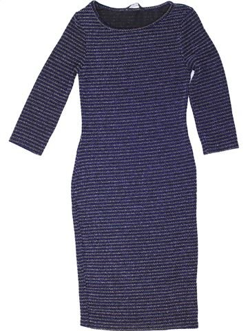 Robe fille CANDY COUTURE bleu 11 ans hiver #1485739_1