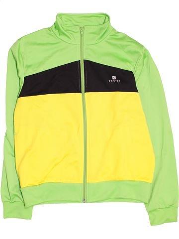 Sportswear garçon DOMYOS vert 12 ans hiver #1485860_1