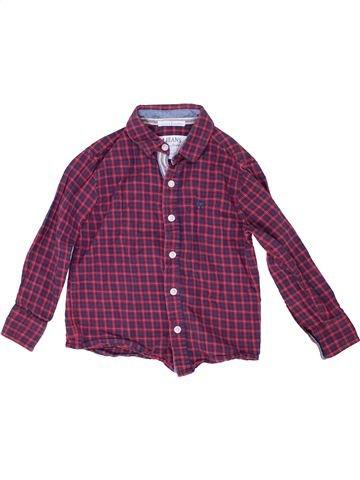 Camisa de manga larga niño JASPER CONRAN violeta 5 años invierno #1485960_1