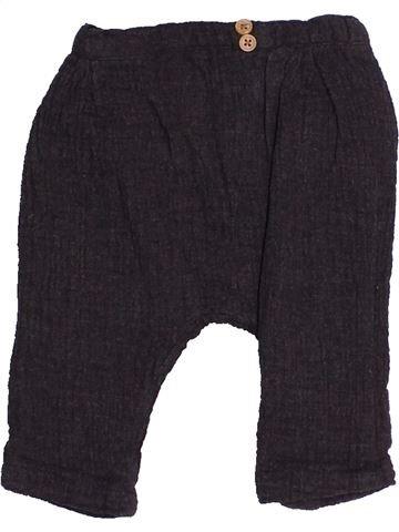 Pantalon unisexe KIABI bleu foncé 1 mois hiver #1485965_1