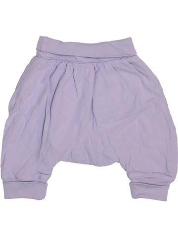 Sarouel garçon BOUT'CHOU violet 3 mois hiver #1486224_1