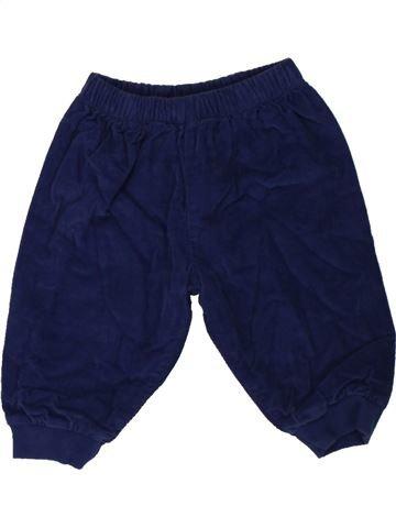 Pantalon garçon BHS violet 3 mois hiver #1486315_1