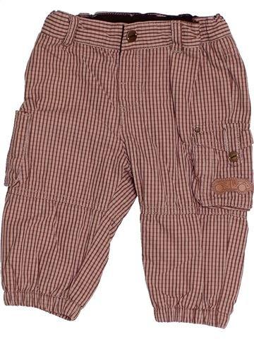 Pantalon garçon SERGENT MAJOR marron 6 mois hiver #1486361_1