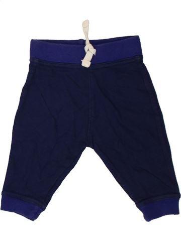 Pantalon garçon LILY & DAN violet 6 mois hiver #1486410_1