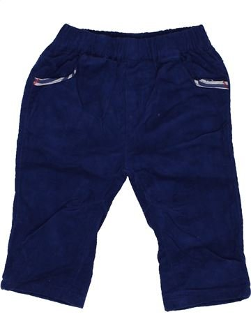 Pantalon garçon MAMAS & PAPAS violet 3 mois hiver #1486573_1