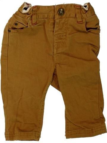 Pantalón niño MAMAS & PAPAS marrón 6 meses invierno #1486873_1