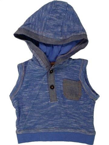 Top - Camiseta de tirantes niño BABY azul 6 meses verano #1487015_1