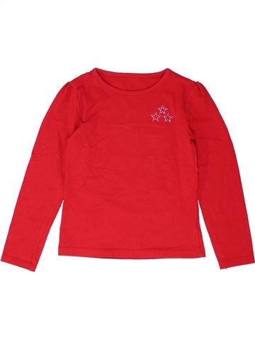 Camiseta de manga larga niña DUNNES STORES rojo 6 meses invierno #1487319_1