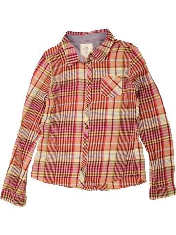 Camisa de manga larga niño H&M rosa 14 años invierno #1487749_1