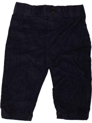 Pantalon garçon ZIP ZAP noir 6 mois hiver #1487977_1