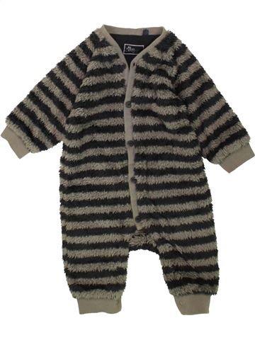 Robe de chambre garçon NEXT marron 9 mois hiver #1487992_1