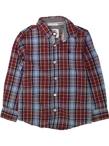 Camisa de manga larga niño JASPER CONRAN gris 8 años invierno #1488065_1
