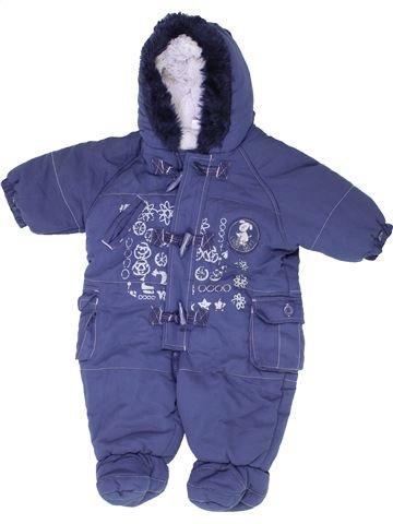 Combi-Pilote garçon LADYBIRD bleu 6 mois hiver #1488392_1