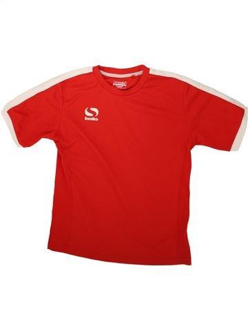 Camiseta deportivas niño SONDICO rojo 12 años verano #1488448_1