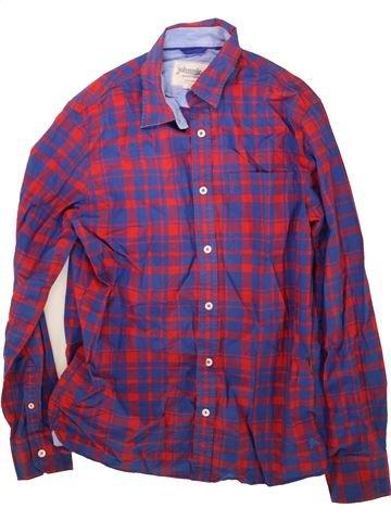 Camisa de manga larga niño JOHNNIE B violeta 14 años invierno #1488742_1