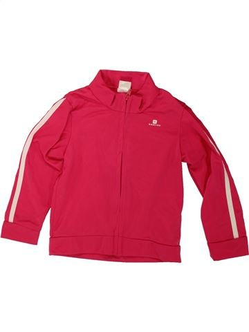Sportswear fille DOMYOS rouge 3 ans hiver #1488771_1