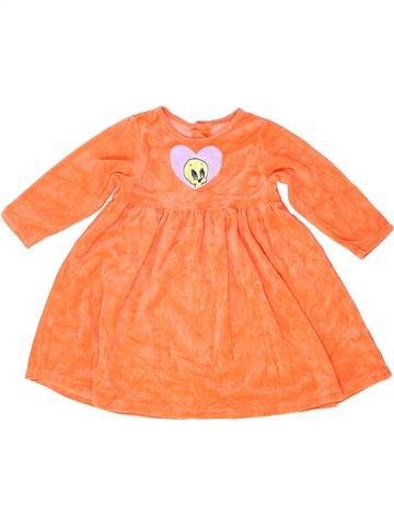 Camisón niña MOTHERCARE naranja 2 años invierno #1488854_1