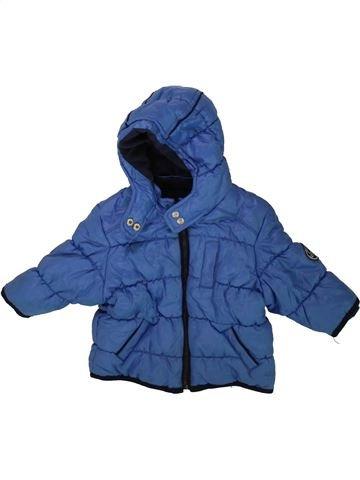Doudoune garçon MOTHERCARE bleu 9 mois hiver #1489915_1