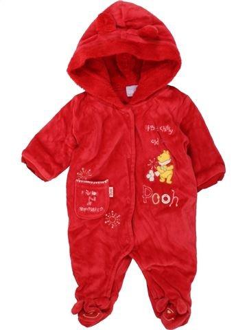 Bata niño DISNEY rojo 0 meses invierno #1490123_1