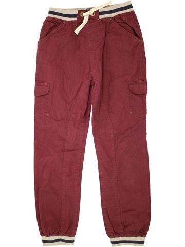 Pantalon garçon LEE COOPER marron 13 ans hiver #1490222_1