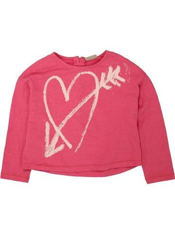 Sweat fille NEXT rose 7 ans hiver #1490258_1