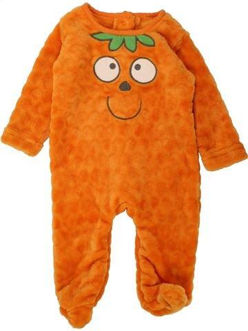 Bata niño MATALAN naranja 3 meses invierno #1490432_1