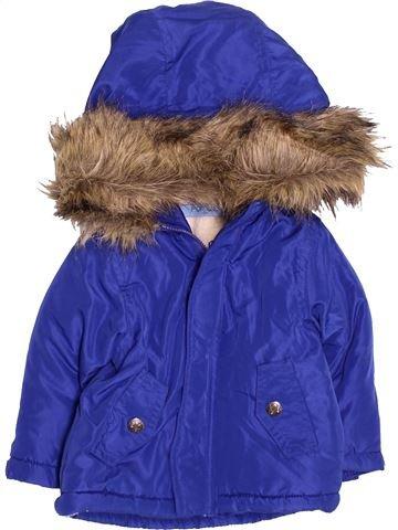 Manteau garçon FOR US bleu 6 mois hiver #1490466_1