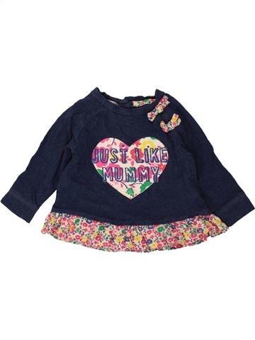 Camiseta de manga larga niña LADYBIRD rosa 6 meses invierno #1490480_1