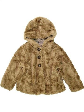 Veste fille NEXT marron 4 ans hiver #1490607_1