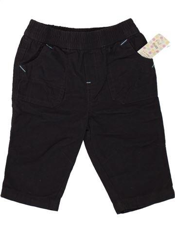 Pantalon garçon F&F noir 6 mois hiver #1490792_1