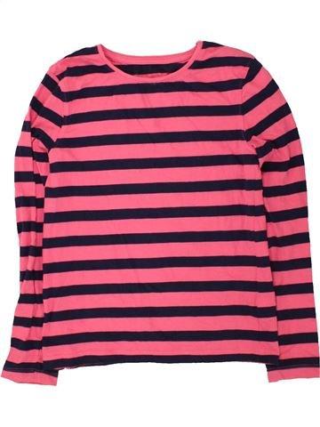 T-shirt manches longues unisexe PRIMARK rose 10 ans hiver #1490812_1
