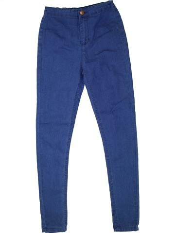 Jean fille CANDY COUTURE bleu 14 ans hiver #1491085_1