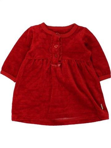Robe fille NAME IT marron 3 mois hiver #1491121_1